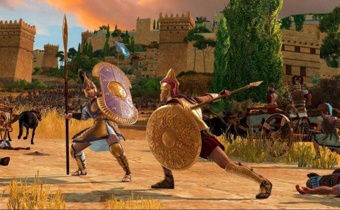 A Total War Saga: TROY Sistem Gereksinimleri Kaç GB