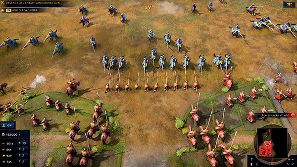 Age of Empires 4 Sistem Gereksinimleri Kaç GB