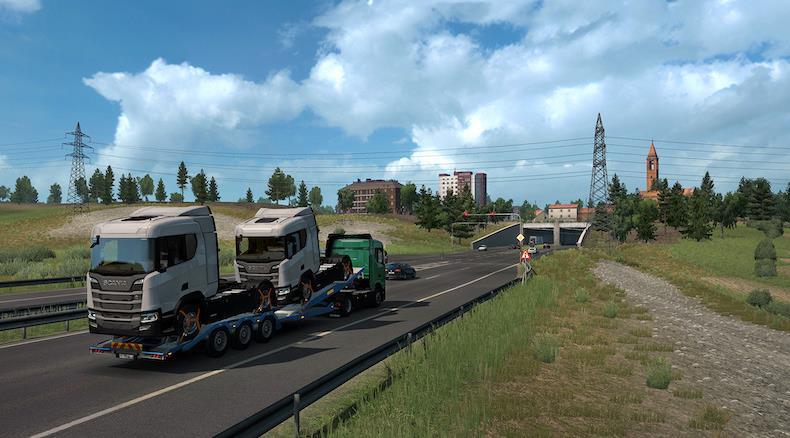 Euro Truck Simulator 2 Konsol Kodları
