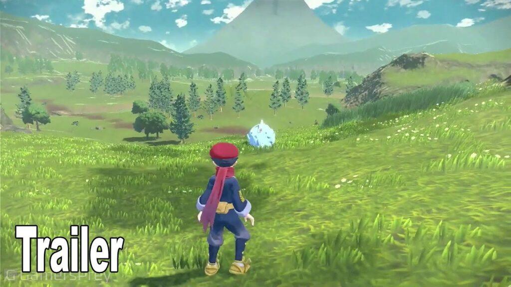 Pokemon Legends Arceus Sistem Gereksinimleri