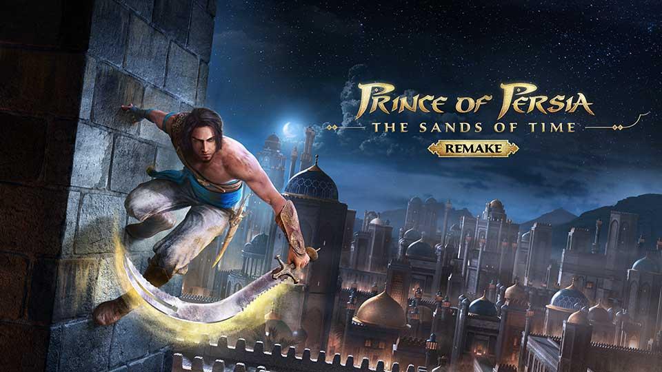 Prince of Persia the Sands of Time Remake sistem Gereksinimleri