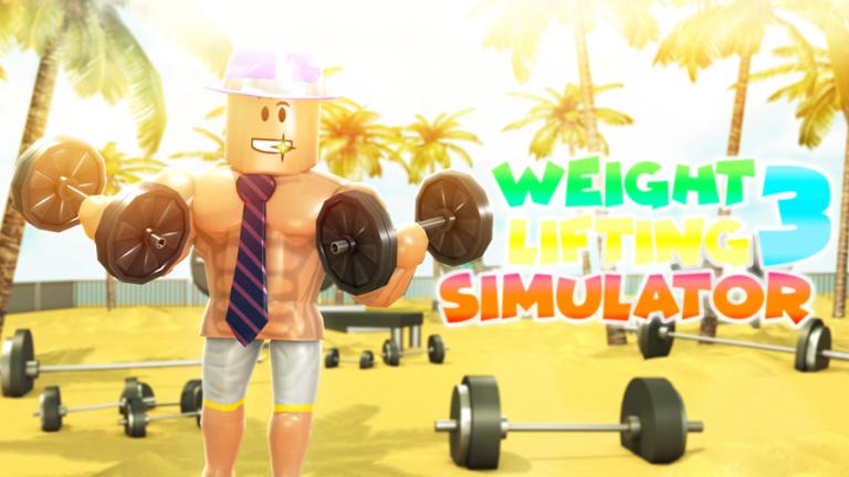 Roblox Weight Lifting Simulator Kodları