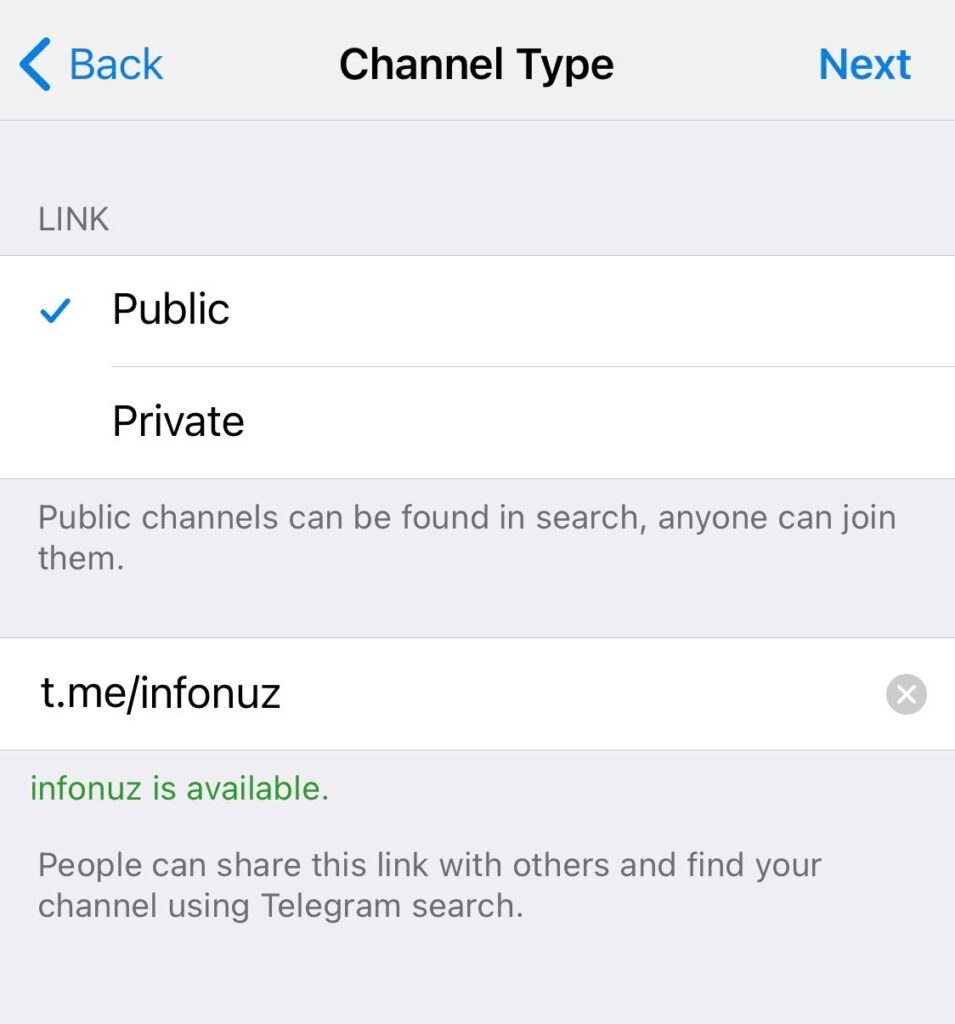 Telegram Tradingview
