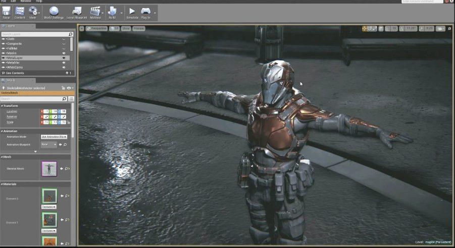 Unreal Engine 4 Sistem Gereksinimleri Kaç GB