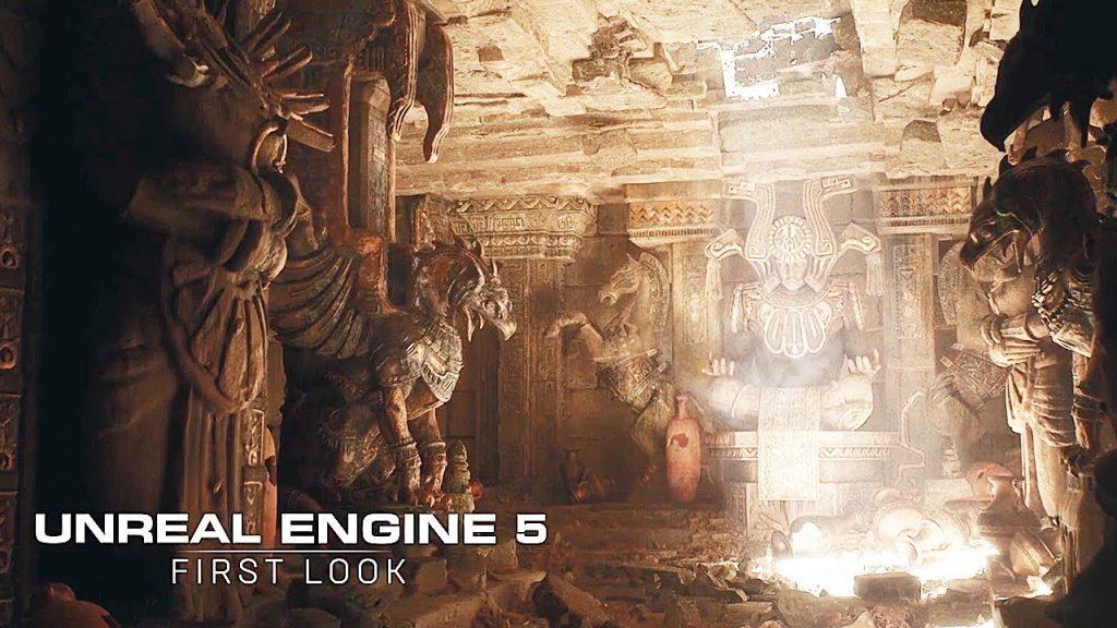 Unreal Engine 5 Sistem Gereksinimleri Kaç GB