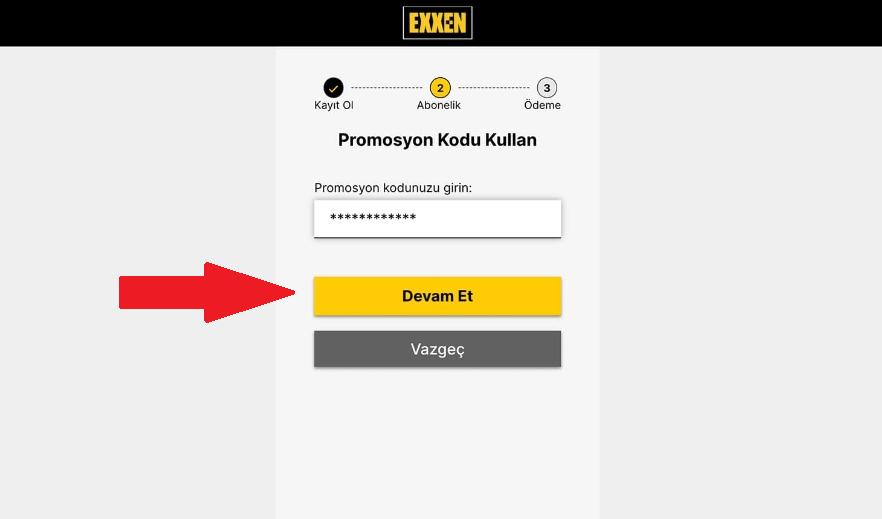 Exxen Promosyon Kodu