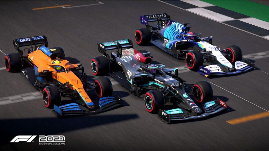 F1 2021 sistem gereksinimleri kaç gb