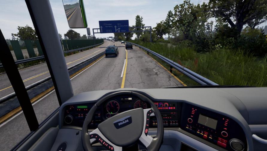 Fernbus Simulator Sistem Gereksinimleri Kaç GB