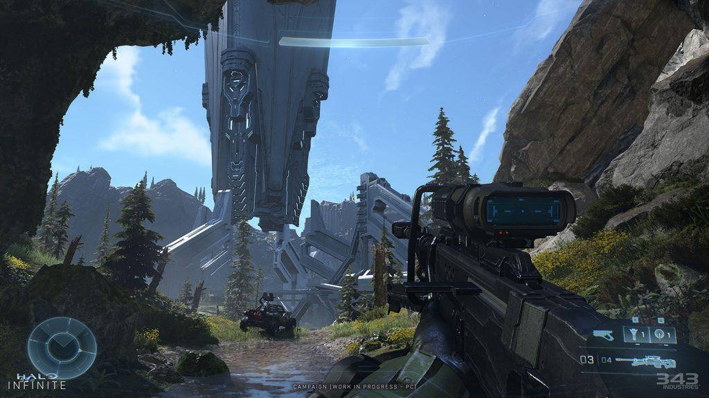 Halo Infinite Sistem Gereksinimleri Kaç GB