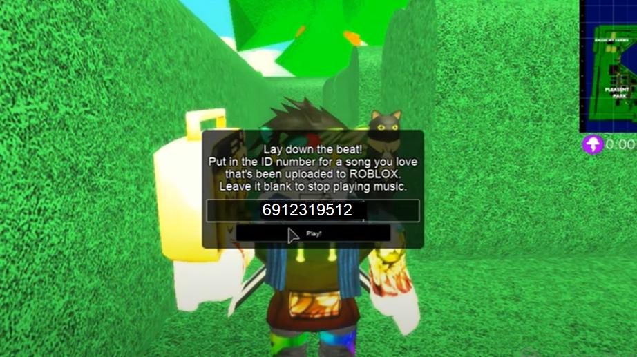 Ölebilirim Roblox ID