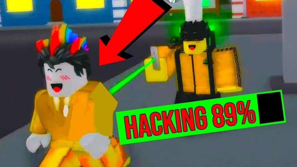 Roblox Hacker Prank Simulator