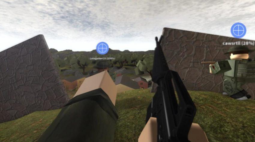 Roblox En İyi Savaş Oyunları